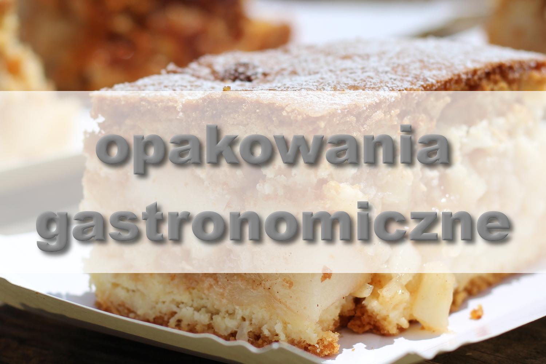 opakowania gastronomiczne deal krakow